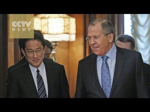 Russian FM Lavrov: Peace treaty issue with Japan hard to resolve