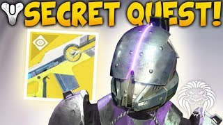 destiny 2 secret quest reward broken exotic nerf patch raid enemies saint 14 easter egg