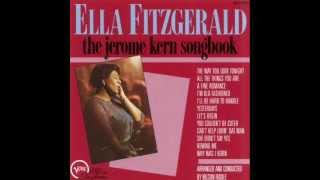 Ella Fitzgerald-The Way You Look Tonight