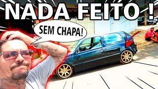 Golf, SEM CONDIÇÕES  DE TRABALHAR! + ENCHI O TANQUE !! CALMA D2M Vlog