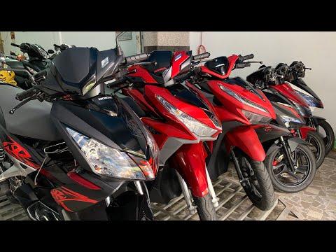 Hỏi Giá Xe Cũ Airblade Thái, Click Thái, Vario 2018 Tháng 7/2019 | MKT