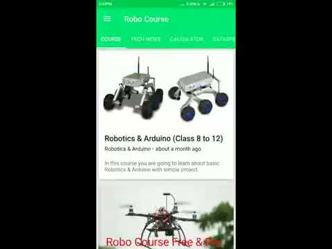 Robo Course :Learn For Pc - Download For Windows 7,10 and Mac