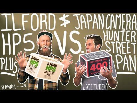 Film Comparison: Ilford HP5 V. Japan Camera Hunter Street Pan 400