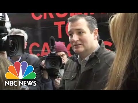 Ted Cruz Fires Back Over Donald Trump's 'Birther' Claim ...