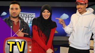 Génération News الأمية الإلكترونية في المغرب - محمد لمنبهي و مول الكاسكيطة