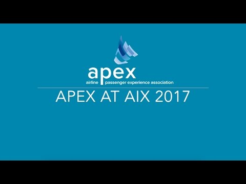 APEX at AIX: Top PaxEx News from Aircraft Interiors Expo 2017 in Hamburg