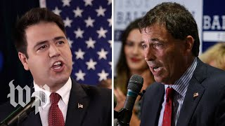 Balderson holds narrow lead and declares victory in Ohio special election
