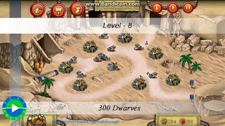 300 Dwarves walkthrough - Level 8