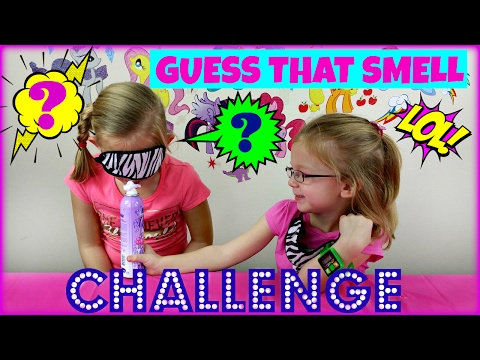 GUESS THAT SMELL CHALLENGE - Magic Box Toys Collector