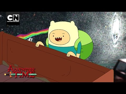 Finn Finds A Truck Remix! | Cartoon Network