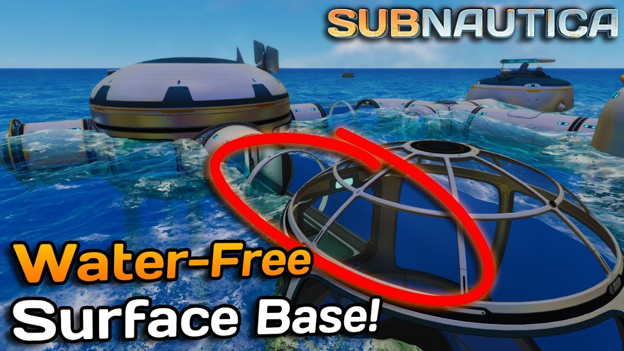 1 0 Release Developer Stream Surface Base Water Fix Subnautica News 99 Youtube Submitted 4 years ago by dutchsnowden. 1 0 release developer stream surface base water fix subnautica news 99