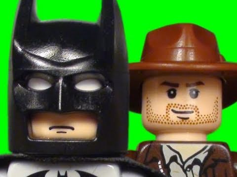 The Lego Batman & Indiana Jones Movie 2