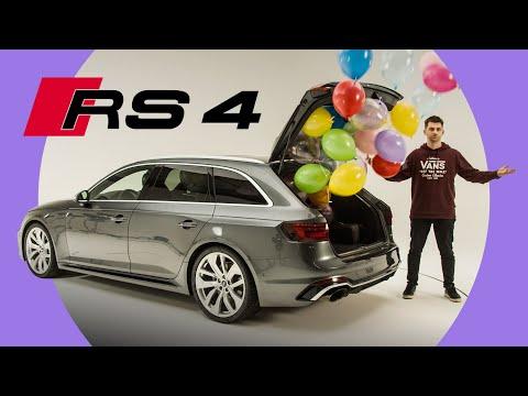 Audi RS 4: стал идеальным с мотором от Porsche?