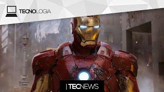 Brasileiros criam armadura do Homem de Ferro que funciona! / Fim do site de animes: AniTube