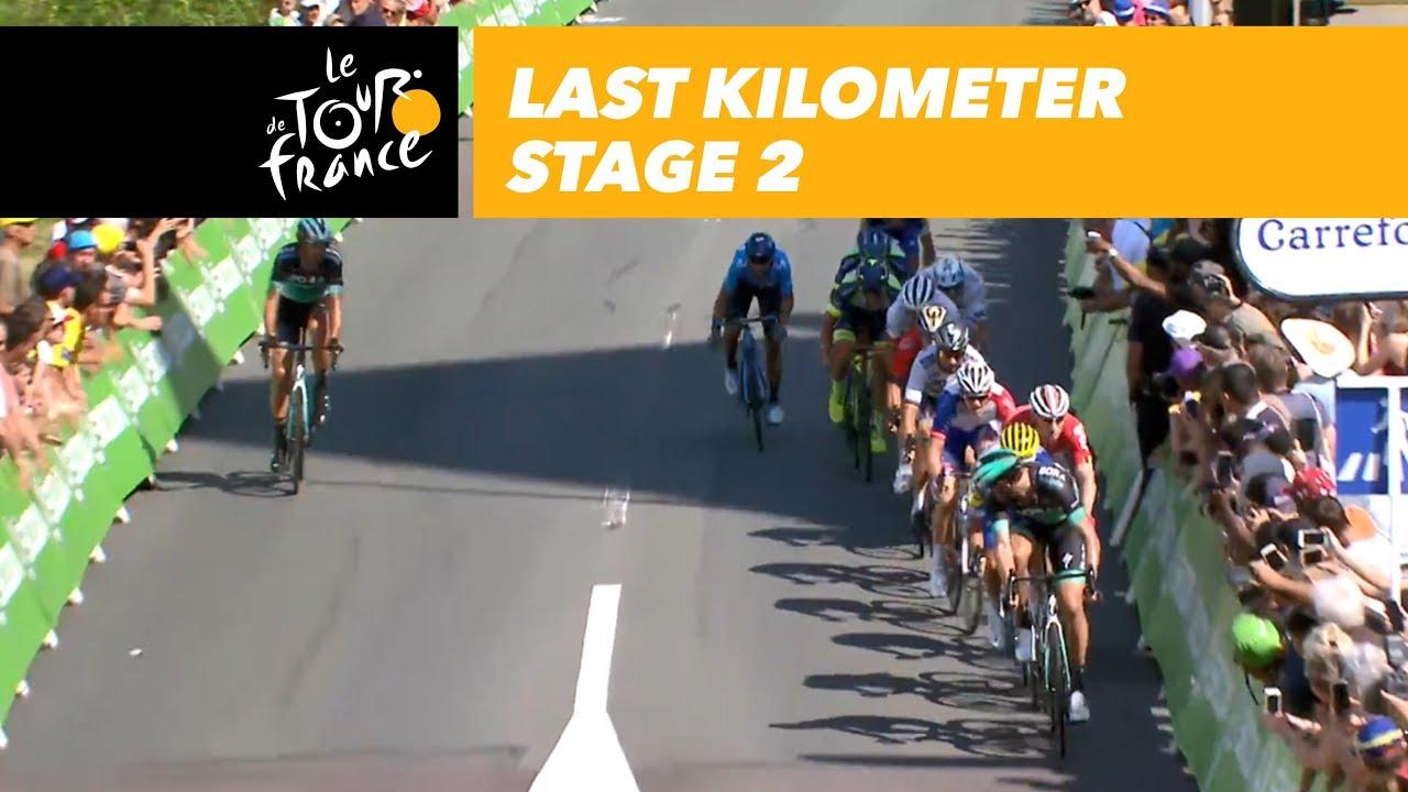 80caefb3b815d VIDEO: Saganov skvelý finiš v druhej etape Tour de France 2018 a zisk  žltého dresu | Žilinak.sk