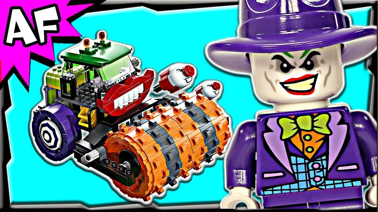 batman joker steam roller 76013 lego dc super heroes stop. Black Bedroom Furniture Sets. Home Design Ideas
