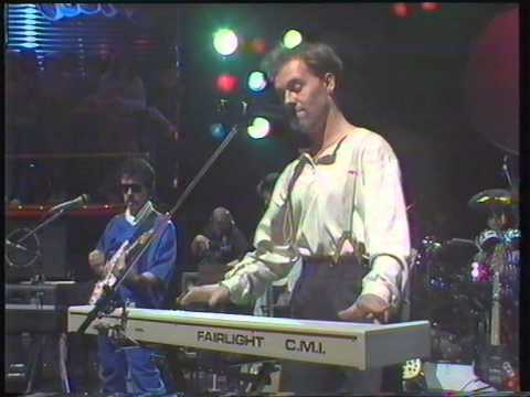 Thomas Dolby - She Blinded Me With Science - Live