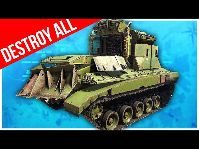 BEST Artillery Builds - Crossout