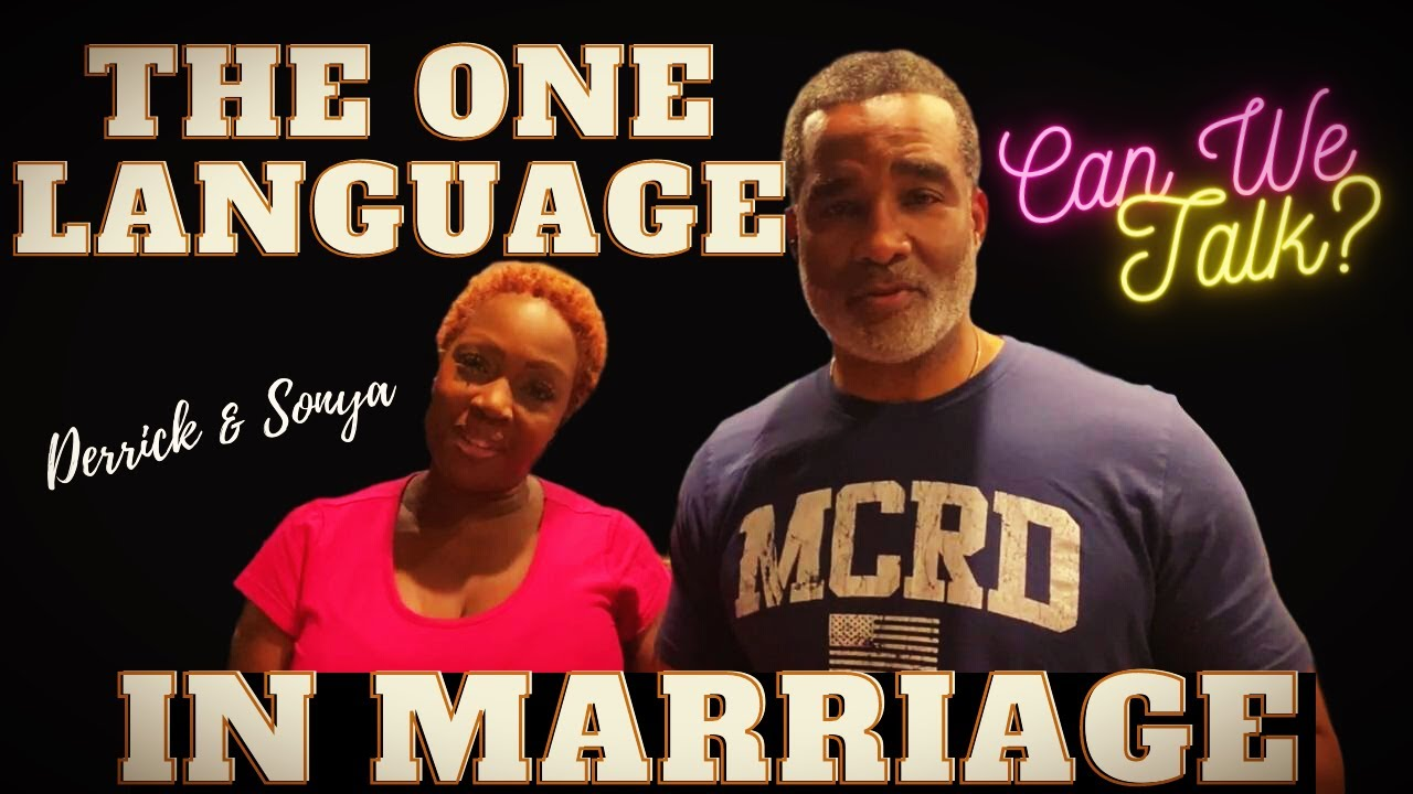 The One Language in Marriage