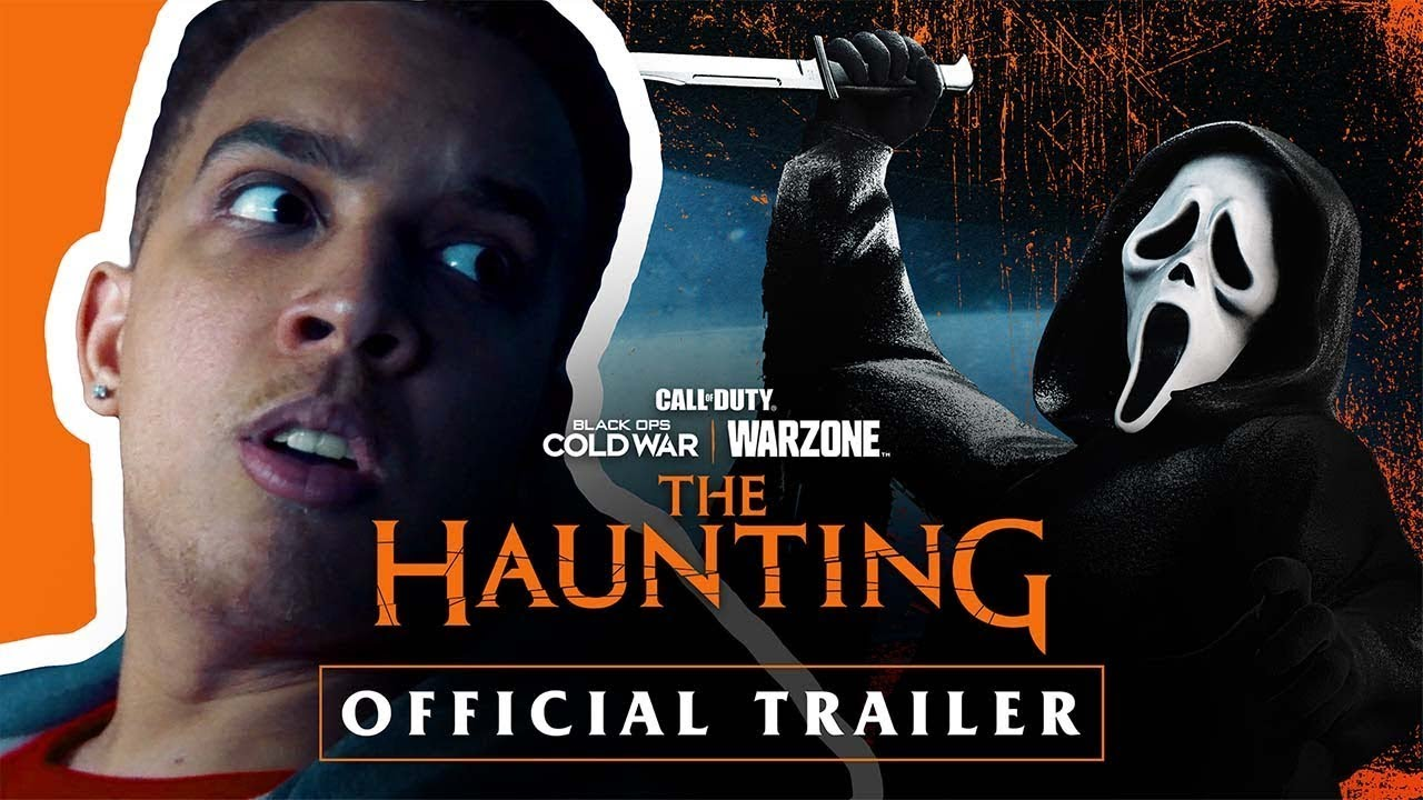 Download The Haunting Trailer | Call of Duty: Black Ops Cold War & Warzone