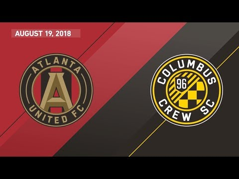 HIGHLIGHTS: Atlanta United FC vs. Columbus Crew SC | August 19, 2018