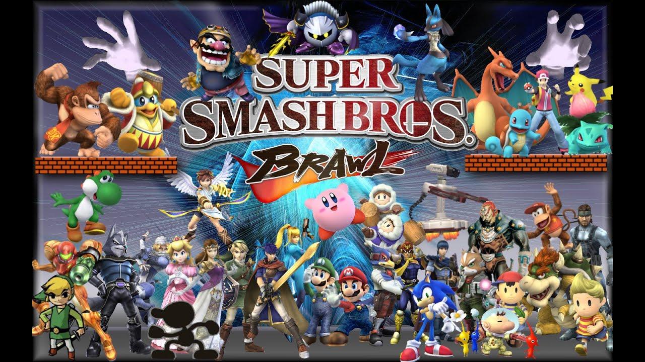 EB games and brawl | Smashboards