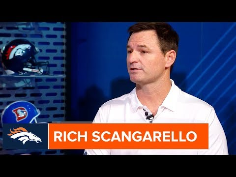 New OC Rich Scangarello on Phillip Lindsay & Young Broncos Talent | Denver Broncos