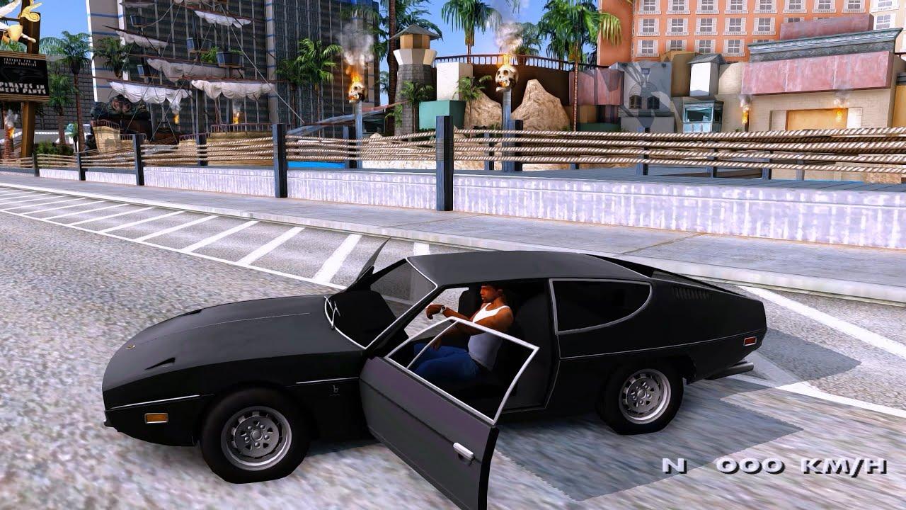 Lamborghini Espada S3 39 1972 Gta San Andreas 1440p 2 7k Youtube