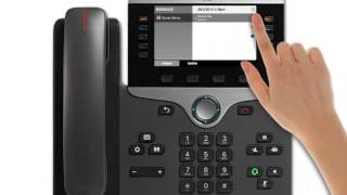 CISCO 8811 IP Phone - Answer Calls