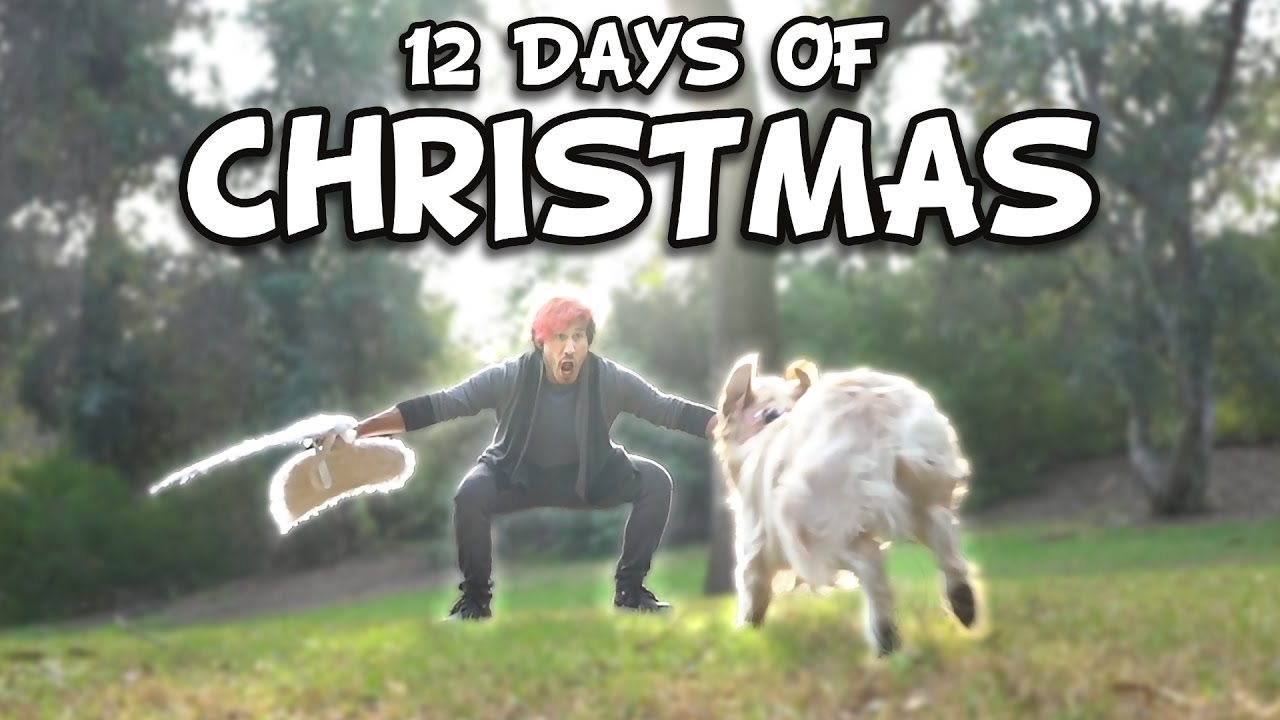 12 Days Before Christmas Gift Ideas: Markiplier's 12 Days Of Christmas