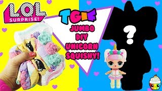 TGIF DIY LOL Surprise Unicorn Squishy Thank Goodness It's Friday/Funny