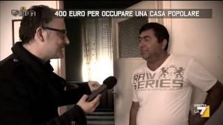 Quattrocento euro per occupare una casa popolare