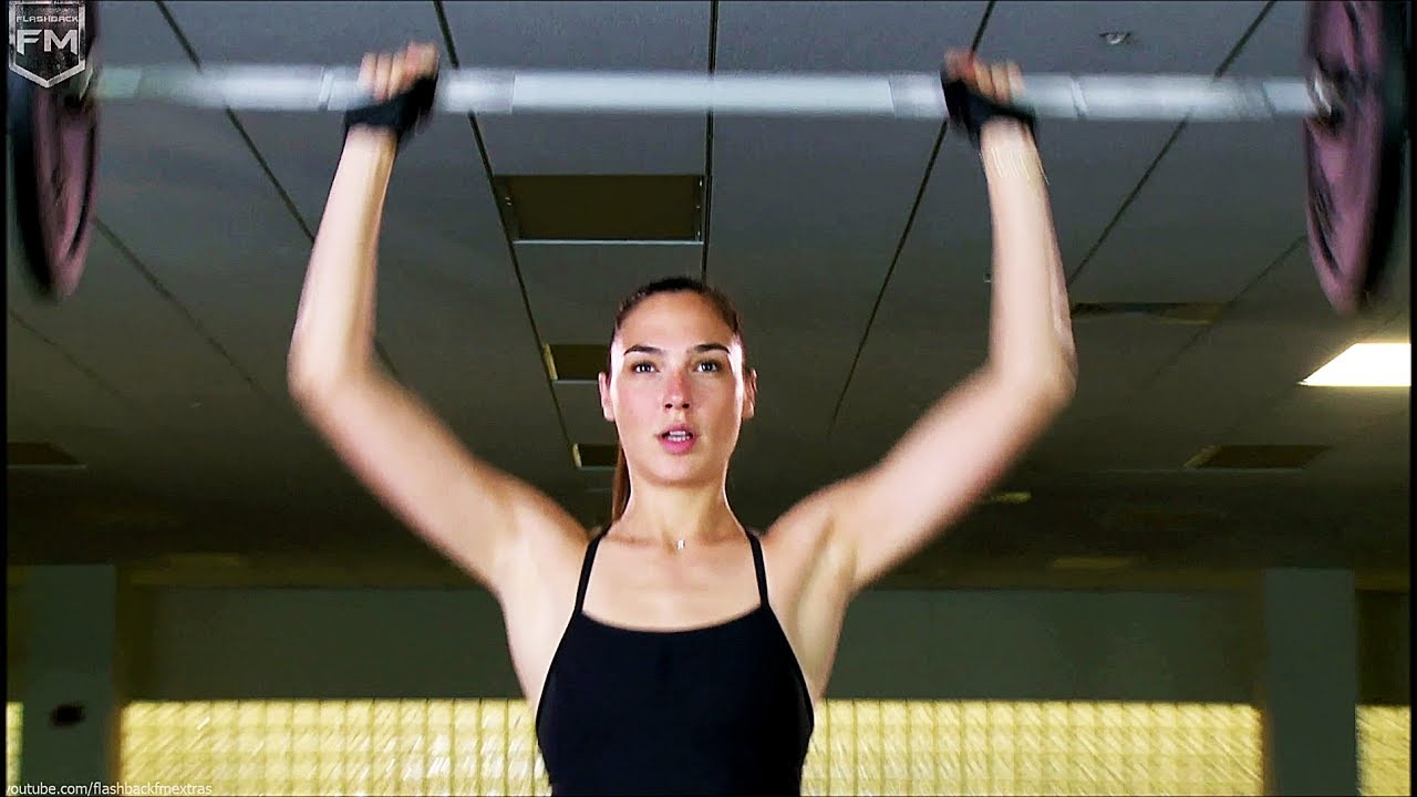 Gal Gadot training 'Wonder Woman' Featurette - YouTube