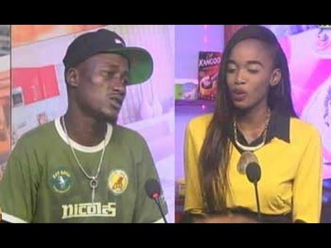 Dof Ndeye (ex agresseur devenu rappeur) dans Petit Dej du 06 déc 2016