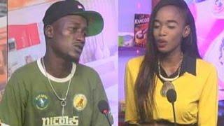 vuclip Dof Ndeye (ex agresseur devenu rappeur) dans Petit Dej du 06 déc 2016