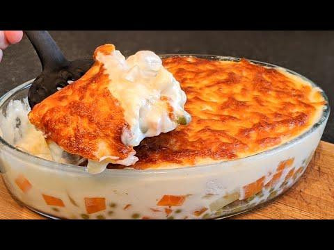gratin-de-poulet-/-cuit-de-cette-façon-ça-change-tout-!!-/-recette-rapide