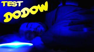 Test du Dodow - Le truc qui réveille le sommeil