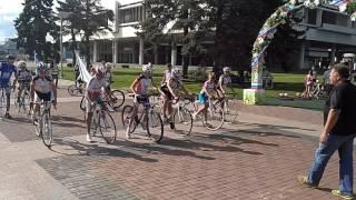 Велоспорт Ульяновск самый медленный гонщик