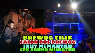 Download lagu CEK SOUND BREWOG MINIATUR DESA TANEN REJOTANGAN TULUNGAGUNG