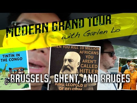 Modern Grand Tour with Garlen Lo (Ep 1: Brussels, Ghent, and Bruges)