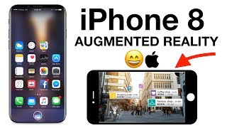 iPhone 8 Release: Features, Design & Augmented Reality!