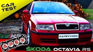 Škoda Octavia RS - klenot nebo sportovně oděná hajtra?  [APEX video]