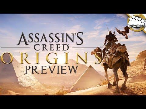ASSASSIN'S CREED: ORIGIN - Chaos in Ägypten - Preview AC: Origin