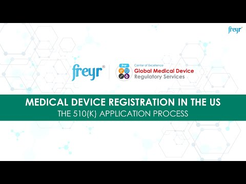 Medical Device Registration in the US- The 510(k)-Application Process
