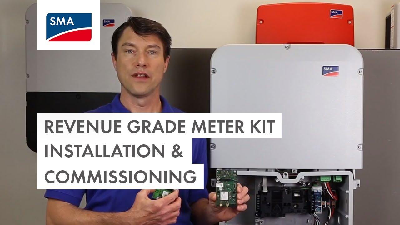 Download Revenue Grade Meter Kit Installation & Commissioning