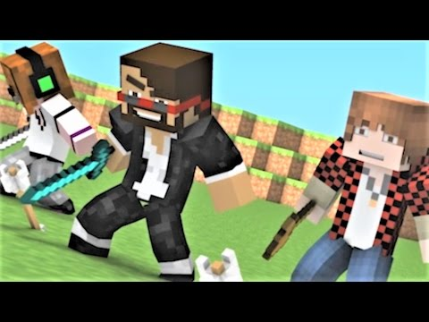 "Minecraft Song 1 Hour Version ""Hey CaptainSparklez"" Minecraft Songs Ft. CaptainSparklez"