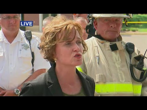 Mayor Hodges: 'A Day Of Extraordinary Sadness'