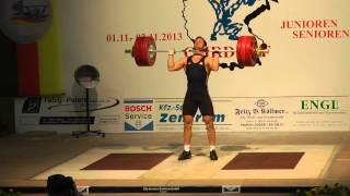 DM Gewichtheben 2013 Highlights