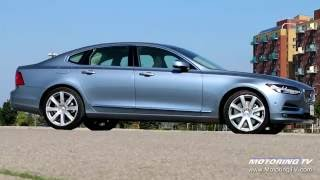 REVIEW: 2017 VOLVO S90