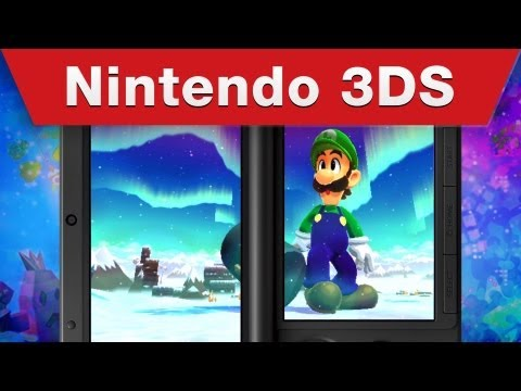 Nintendo 3DS - Mario & Luigi: Dream Team E3 Trailer